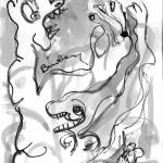 (Gravures et dessins) encre chine (03)(lo)