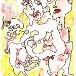 (Gravures et dessins) encre couleur (02)(lo)