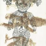 (Gravures et dessins) lino et encre (03)(lo)