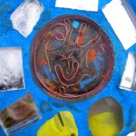 (Mosaique) L'ancre détail (01)(lo)