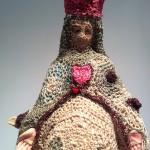 (Sculpture Madonnes) Vierge aux abois(detail)